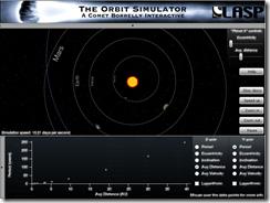 LASP Orbit Simulator Graphs