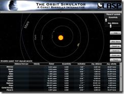 LASP Orbit Simulator Start